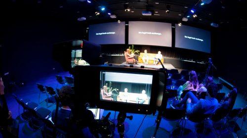 B. Amsterdam livestream studio's.