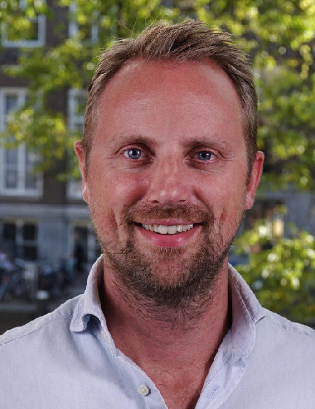 Derk van Wingerden, co-founder of Riverdam.