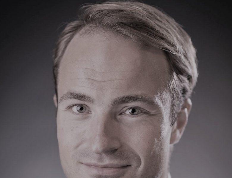 Manuel Leussink, co-founder of Riverdam.